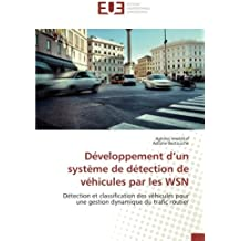 Développement d'un système de détection de véhicules par les WSN