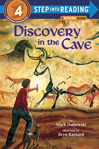Discovery In The Cave (Step into Reading, Step 4)