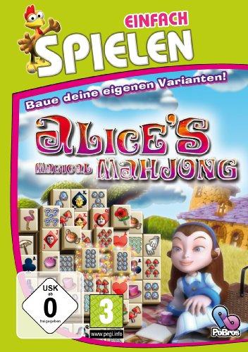 Alice's Magical Mahjong Mahjong-spiele Für Mac