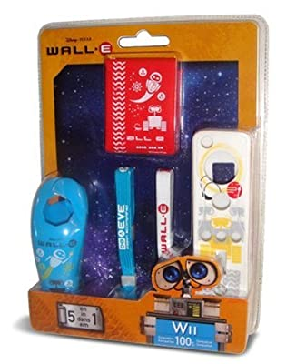 Indeca Wall-E Wii Combination Kit (Wii) from Indeca