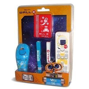 Wii – WALL-E Zubehör Kit