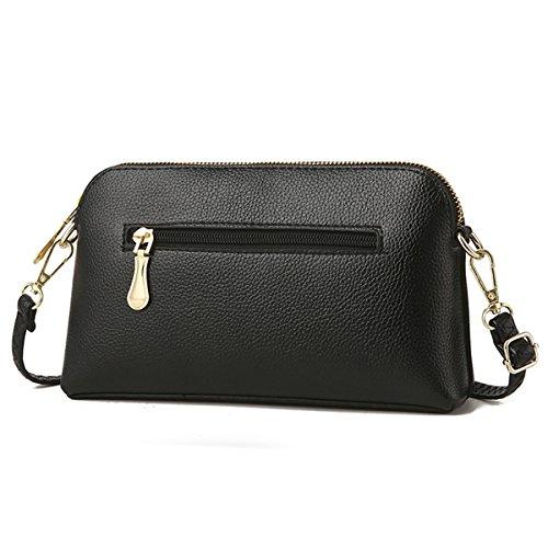 Millya , Damen Rucksackhandtasche, schwarz (Schwarz) - bb-01842-02C schwarz