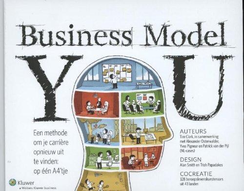 Business model you: een methode om je carriere opnieuw uit te vinden: op n A4'tje