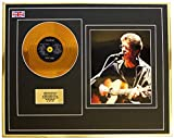 Everythingcollectible Lou Reed/Mini Metal Gold Disc & Photo Display/ÉDITION LIMITÉE/COA/NYC Man