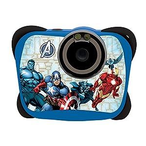 Avengers Vengadores - Cámara de fotos digital Marvel, , niño (Lexibook DJ135AV)