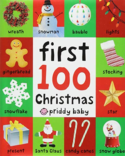 First 100 Christmas (First 100 Soft to Touch) por Roger Priddy