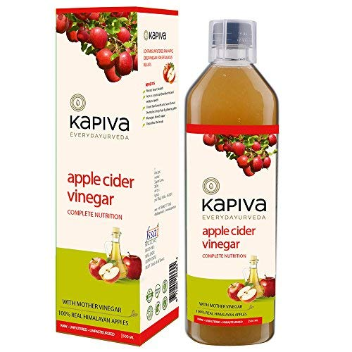 3. Kapiva Apple Cider Vinegar