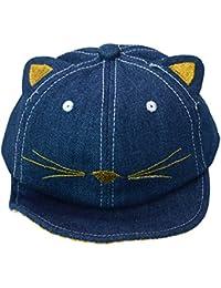 Infant Baby Toddler Lovely sol sombrero gato malla gorra de béisbol gorro  para 3 – 18 2ad735f4eeb
