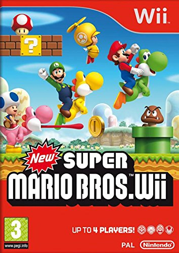 New Super Mario Bros Select (Nintendo Wii) [UK IMPORT]
