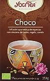 Yogi Tea -   Choco Tè ecológico, 17 bolsitas