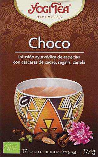 Infuso di spezie con scorza di cacao, liquirizia e cannella.