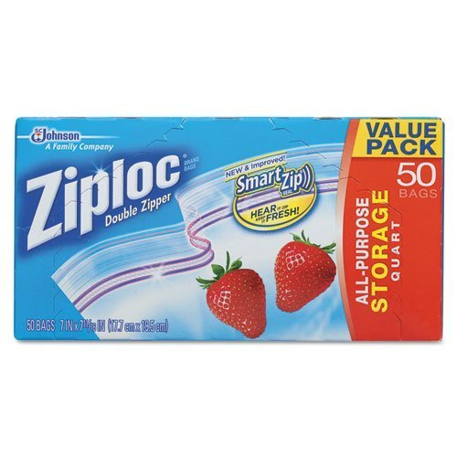 double-zipper-storage-bags-plastic-1qt-clear-50-box-by-ziploc