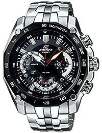 Casio Edifice Chronograph Black Dial Men's Watch - EF-550D-1AVDF (ED390)