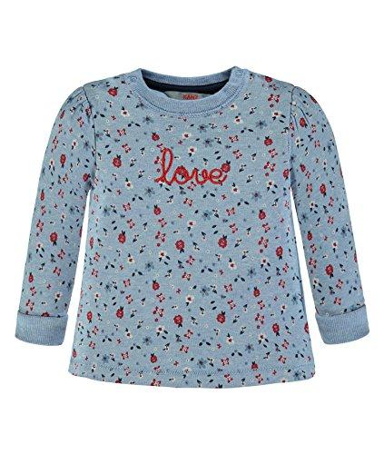 Kanz Mädchen T-Shirt 1/1 Arm 1832031, Mehrfarbig (Allover 0003), 86 (Viele Mädchen T-shirt)