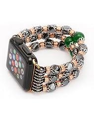Watch Armband , ANGGO Uhrenarmband iwatch Strap Ersatz Armbanduhr Armband Gürtel für Apple Watch Serie 2 Serie 1 Alle Version