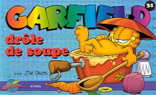 Garfield, tome 31 : Drôle de coupe par Jim Davis
