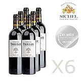 Château Trillol 2014 - Corbières - Vino Rosso - 6 x 75cL
