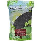 Food to Live Las semillas de amapola (Inglaterra) 1.8 Kg
