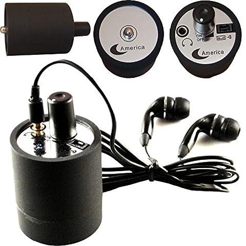 Amplificateur Chambre - Electro-Weideworld - Espion Dispositif d'écoute Amplificateur d'écoute