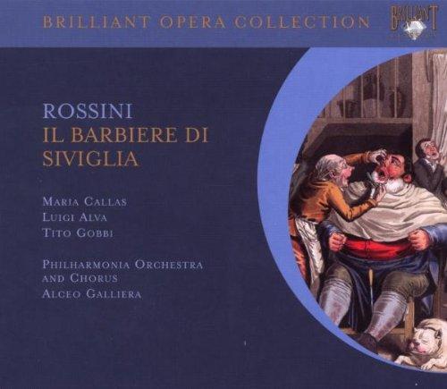 Brilliant Opera Collection: Rossini - II Barbiere di Siviglia