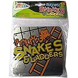Juegos de Viaje Magnético en una Lata - Serpientes y Escaleras