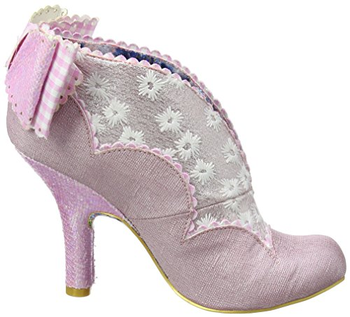 Irregular Choice Damen Toasted Teacake Pumps Pink (Pink)