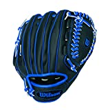 Best Baseball Gloves - Wilson A200 Tb Baseball - Black/Blue, Size 10 Review