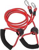 SportPlus Profi-Stepper mit Zugbändern und Trainingscomputer - 3