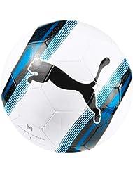 PUMA Big Cat 3 Ball, Pallone da Calcio Unisex Adulto, White-Team Power Blue Black, 5