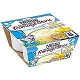 Nestlé p'tit onctueux au fromage blanc saveur fruits exotiques 4x100g dès 8 mois - ( Prix Unitaire ) - Envoi Rapide...