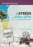 Du stress au bien être et à la performance
