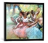 Bild mit Bilder-Rahmen: Edgar Degas