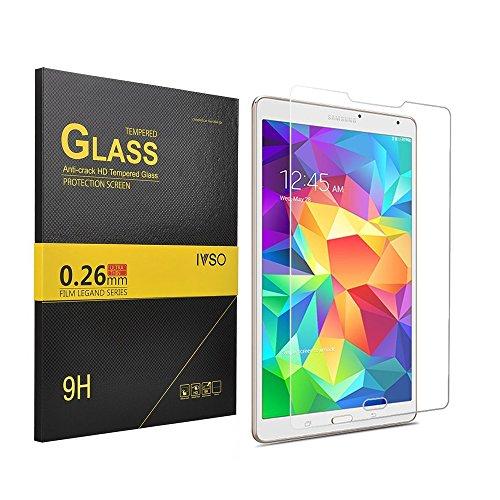 pellicola tablet samsung tab e IVSO Samsung Galaxy Tab E 9.6 Prime Pellicola Protettive Schermo - 1 Pack Prime Pellicola Protettive Schermo in Vetro Temperato per Samsung Galaxy Tab E 9.6 - Pollice Tablet (Tempered Glass - 1 Pack)