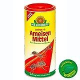 Neudorff Loxiran-S Ameisenmittel, 500 g Streu-Dose