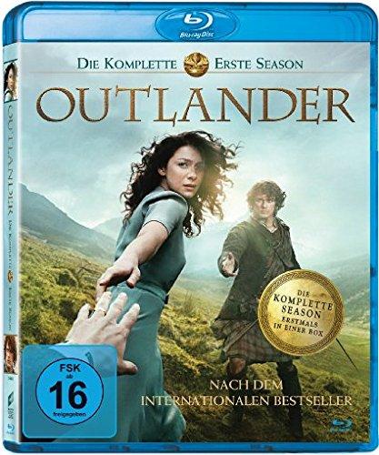 Outlander - Die komplette erste Season [Blu-ray] (Ungewöhnliche Tv Steht)
