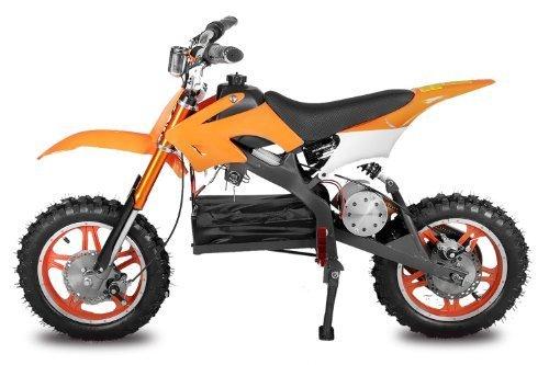 électrique 800W Eco Apollo Dirt bike 36V Croix de cyclisme pour enfant, vert