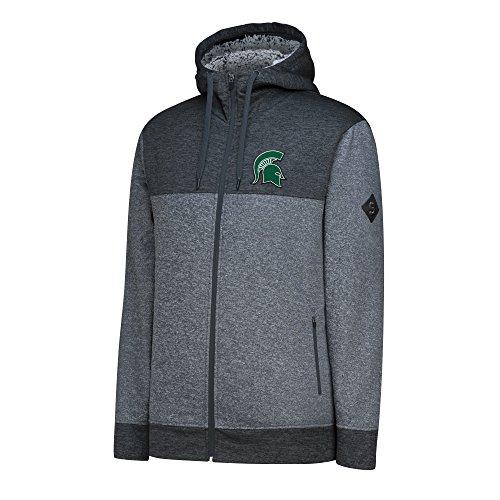Preisvergleich Produktbild Cloud Full Zip Sherpa Kapuze, unisex - erwachsene, Cloud Full Zip Sherpa Hood, grau, XX-Large