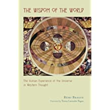The Wisdom of the World: The Human Experience of the Universe in Western Thought by R¨¦mi Brague (2003-06-01)
