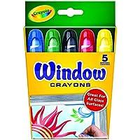 Crayola - Ceras Para Ventanas 52-9765