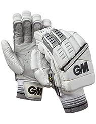 GM Original L.E. del hombre mano izquierda guantes de bateo, Plata, talla única