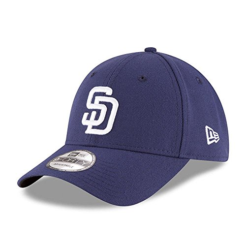San Diego Padres New Era LA LIGUE 9Forty Casquette ajustable - Marine