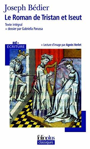 Le Roman de Tristan et Iseut (Folioplus classiques) por Joseph Bédier