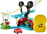 Fisher-Price Disney Mickey Mouse Clubhouse - Zip, Slide and Zoom Clubhouse