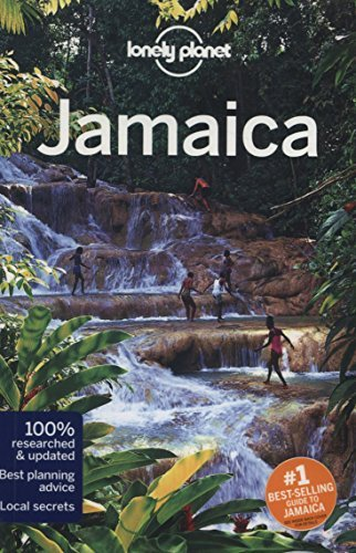 Lonely Planet Jamaica (Travel Guide) by Lonely Planet (2014-11-01)