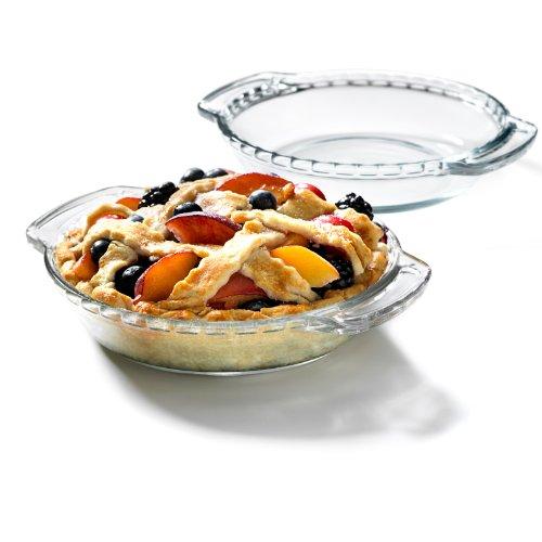Anchor Hocking Ofen Basics Glas 15,2cm Mini Pie Platte, Set 4 Anchor Hocking Dessert