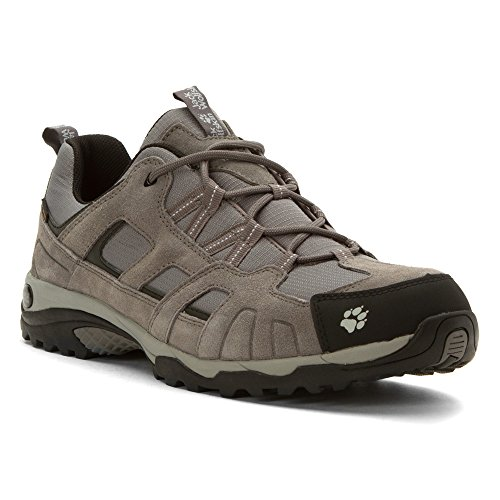 Jack Wolfskin  VOJO HIKE TEXAPORE MEN, Chaussures de randonnée homme Gris