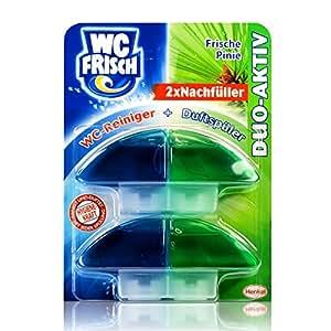 WC duo fraîche active WC nettoyant et odeur lave v Frais pin de remplissage