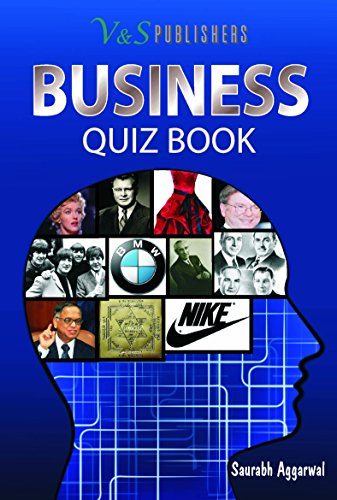 Business Quiz Book  available at amazon for Rs.221
