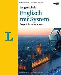 Langenscheidt Englisch mit System. Set: Der praktische Sprachkurs. Führt zu B1