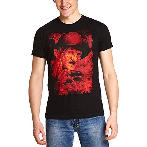 Nightmare on Elm Street Men's T-Shirt, medium